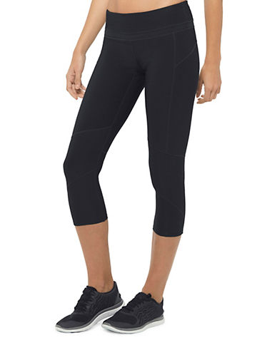 Mpg Prelude Capri Leggings-BLACK-X-Large