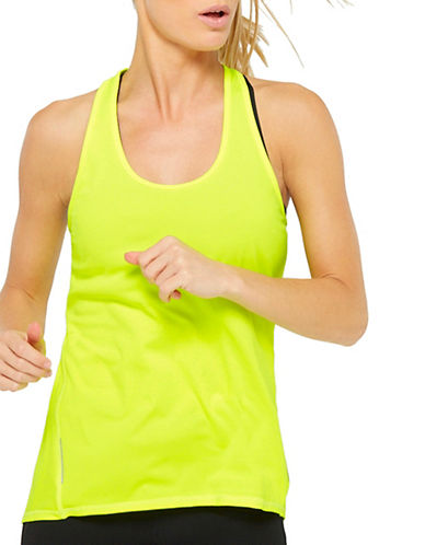Mpg Laser Cut Tank-YELLOW-Large 88256715_YELLOW_Large