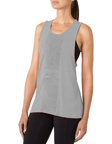 Mpg Trance 2.0 Flocked Tank Top-GREY-Small 88522053_GREY_Small