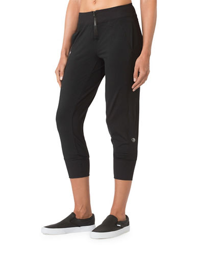 Mpg Simpatico Cropped Joggers-BLACK-Medium 88522017_BLACK_Medium