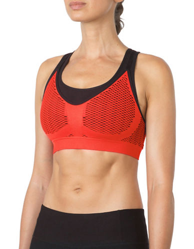 Mpg Shape Up Sports Bra-CORAL-X-Small/Small 88522033_CORAL_X-Small/Small