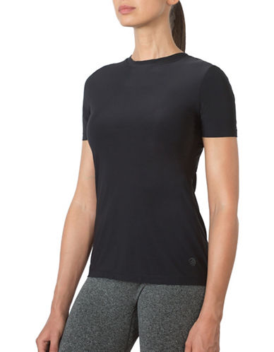 Mpg Forever Mesh-Back Tee-BLACK-Small 88570611_BLACK_Small