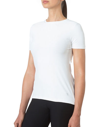 Mpg Forever Mesh-Back Tee-WHITE-X-Small 88570615_WHITE_X-Small