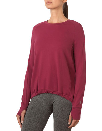 Mpg Slouch Terry Pullover-PURPLE-X-Large 88676983_PURPLE_X-Large