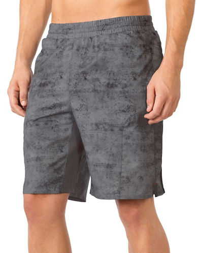 Mpg Elect Printed Shorts-ASPHALT-Medium 88515139_ASPHALT_Medium