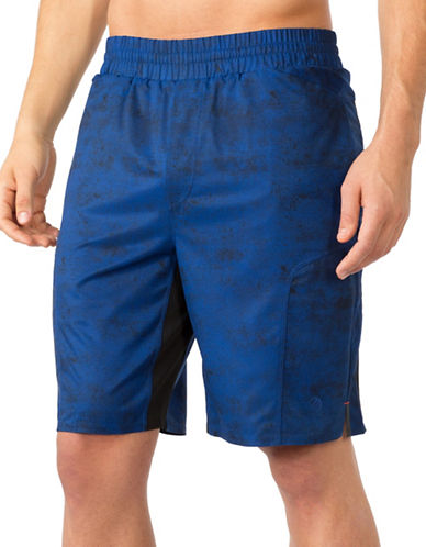 Mpg Elect Printed Shorts-COBALT-Small 88515144_COBALT_Small