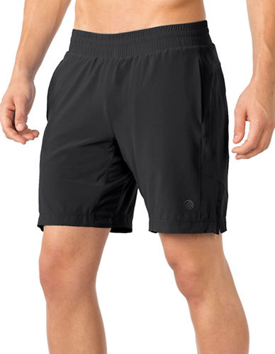 Mpg Hype Stretch Shorts-BLACK-Medium