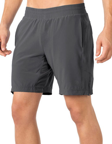 Mpg Hype Stretch Shorts-GREY-Large
