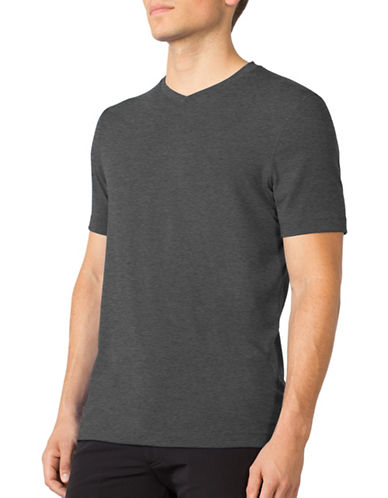 Mpg Tower V-Neck T-Shirt-CHARCOAL-XX-Large 88983112_CHARCOAL_XX-Large