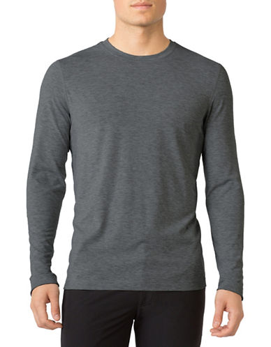 Mpg Dash Stay Fresh Long Sleeve Tee-GREY-Medium 88696541_GREY_Medium