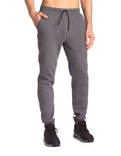 Mpg Industry Slim-Fit Sweatpants-GREY-Medium
