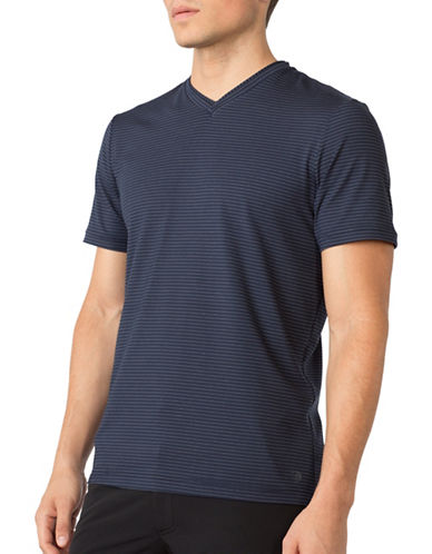 Mpg Expedite Double Collar T-Shirt-NAVY-XX-Large 88983129_NAVY_XX-Large