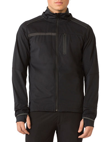 Mpg Paramount Hooded Thermal Jacket-BLACK-X-Large 88983101_BLACK_X-Large