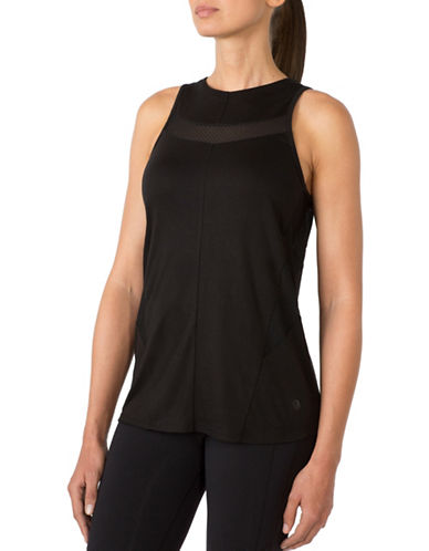 Mpg Promenade Mesh-Trim Tank-BLACK-Medium 88570587_BLACK_Medium