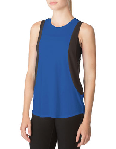 Mpg Colourblock Tank Top-BLUE-Small 88676955_BLUE_Small