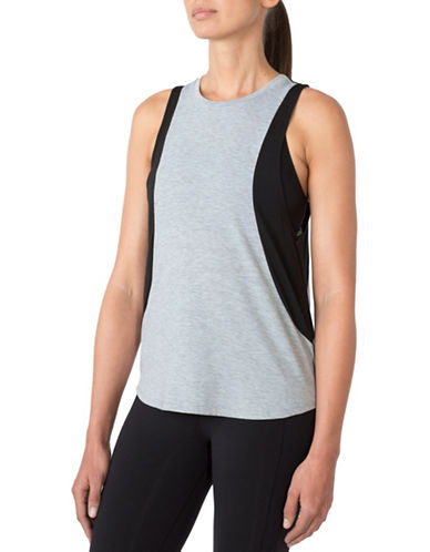 Mpg Colourblock Tank Top-GREY-X-Small 88676949_GREY_X-Small