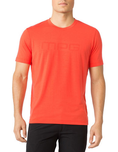 Mpg Salton Logo Tee-BURNT ORANGE-Small 88515180_BURNT ORANGE_Small