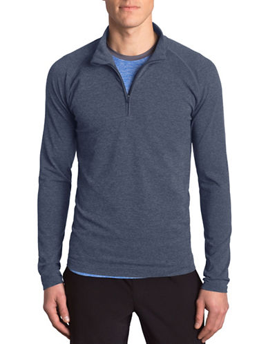 Mpg Form Seamless Long Sleeve Sweatshirt-BLUE-Large/X-Large 88559669_BLUE_Large/X-Large