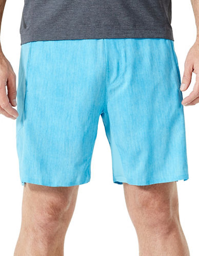 Mpg Hype 3.0 Essential Shorts-BLUE-Large