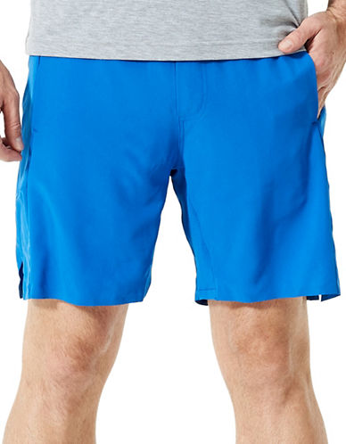 Mpg Hype 3.0 Solid Shorts-BLUE-Large