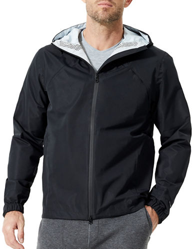 Mpg Carbon 2.0 Magic Rain Jacket-BLACK-X-Large