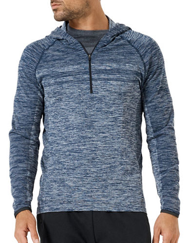 Mpg Pursue Heathered Hoodie-NAVY-Medium/Large 89011764_NAVY_Medium/Large
