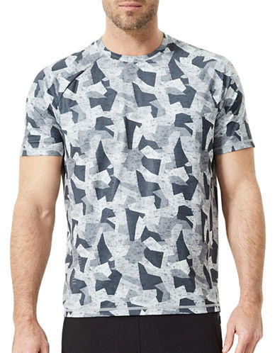 Mpg Pace Short Sleeve Tee-GREY-X-Large
