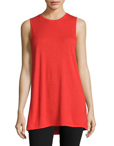 Mpg Newbie Relaxed Tank Top-FIERY RED-Small 89007697_FIERY RED_Small