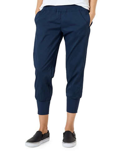 Mpg Simpatico 2.0 Cropped Jogger Pants-NAVY SKY-Medium 89126306_NAVY SKY_Medium