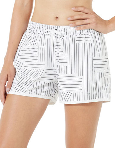 Mpg Crane Reversible Shorts-NATURAL-Small