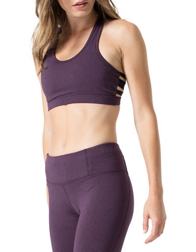 Mpg Elliptical Sports Bra-PURPLE-X-Small