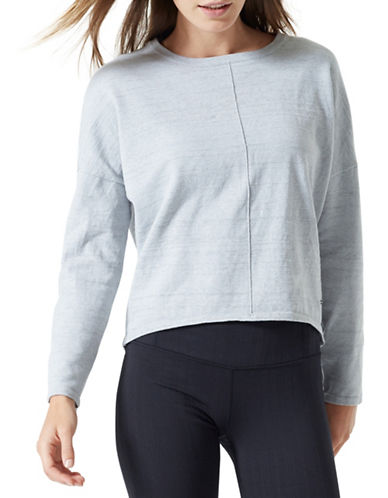 Mpg Arlo Pullover-GREY-Large