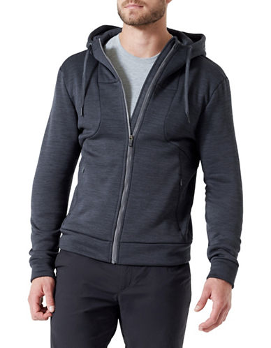 Mpg Advantage Stretch Fleece Hoodie-GREY-X-Large 89695091_GREY_X-Large