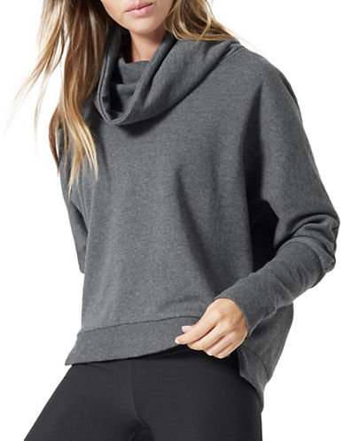 Mpg Lili Sweatshirt-DARK GREY-Large