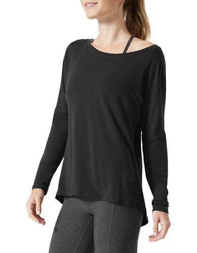 Mpg Chia Long-Sleeve Top-BLACK-Small