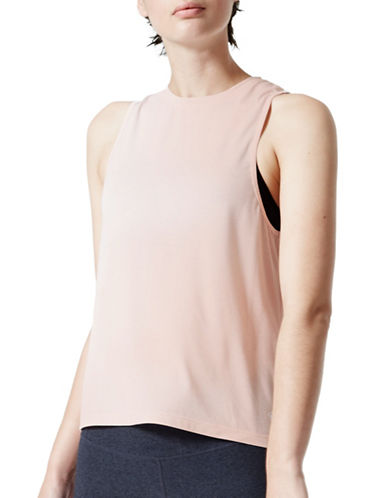 Mpg Newbie 2.0 Tank Top-ROSE-Large
