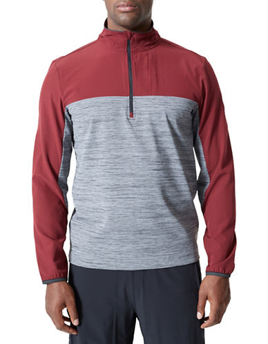 Mpg Athletic Pullover-PURPLE-Small
