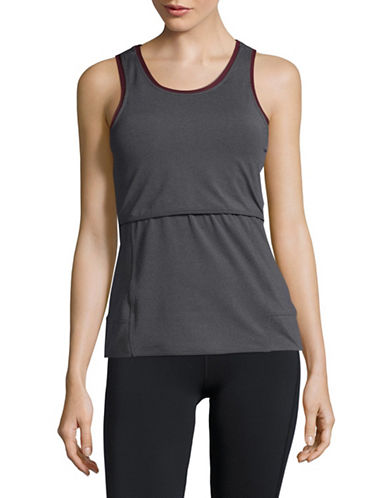 Mpg Chromatic Tank Top-HEATHER CHARCOAL-Medium