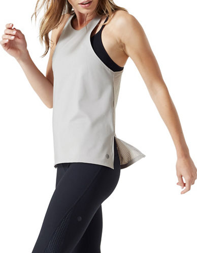 Mpg Surge 2.0 Tank Top-BEIGE-Medium