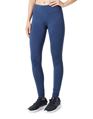 Mpg Revitalize Leggings-BLUE-X-Large