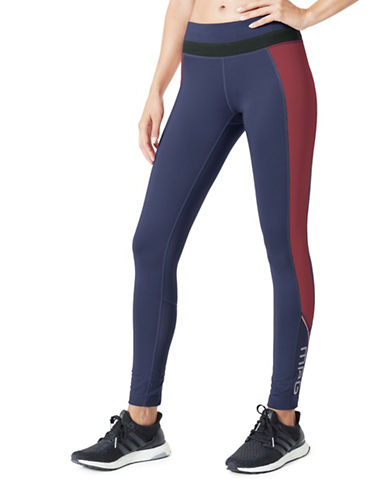 Mpg Roster Leggings-NAVY-Medium
