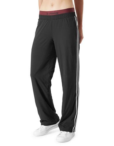 Mpg Harvard Track Pants-BLACK-X-Small