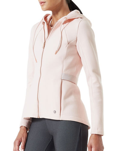 Mpg Georgia Jacket-ROSE-Large