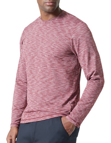 Mpg Immerse 2.0 Long-Sleeve Top-RED-X-Large