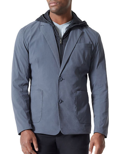 Mpg Evolve Blazer-GREY-Medium