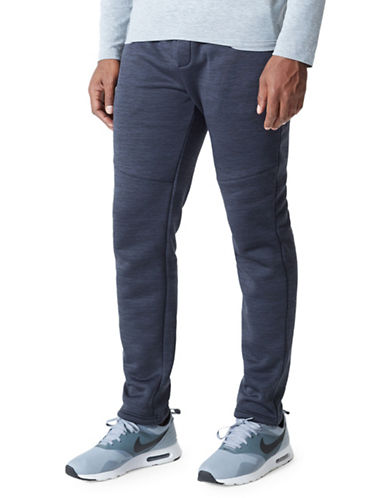 Mpg Sector Stretch Fleece Joggers-GREY-XX-Large