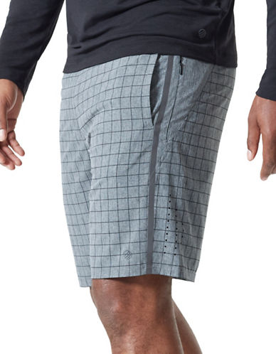 Mpg Regular-Fit Pacific Short-GREY-XX-Large
