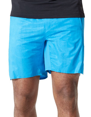 Mpg Regular-Fit Hype 3.0 Short-BLUE-Large