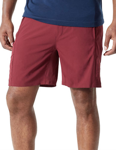 Mpg Hype 3.0 Shorts-RED-Large