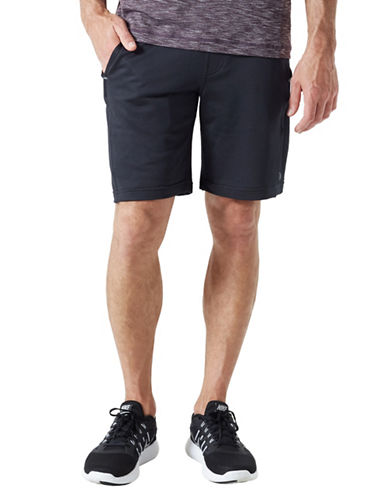 Mpg Actile Shorts-BLACK-Small